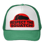RESPECT THE SQUATCH!  Look like a PRO in Bobo's Cap