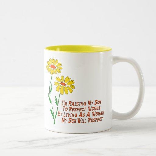 Respect Women Coffee Mug