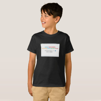 Respect Your Parents T-Shirt