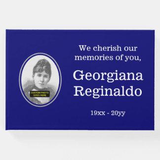 Respectable, Basic Condolences Guestbook