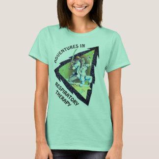 RESPIRATORY CARE ADVENTURE by Slipperywindow T-Shirt