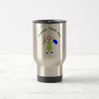 Respiratory Chick Travel Mug