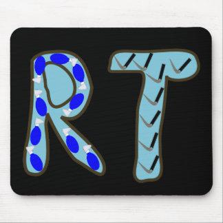 "Respiratory Therapist ""RT"" Mouse Pad"