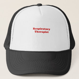 Respiratory Therapist Trucker Hat