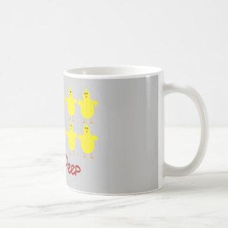 """Respiratory Therapy Gifts """"10 of PEEP""""  Funny Mug"""
