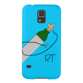 Respiratory Therapy Oxygen Tank Design Galaxy S5 Cover
