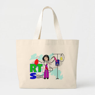 Respiratory therapy student tote bag
