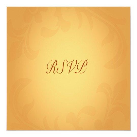 Response Card RSVP Wedding Invitations