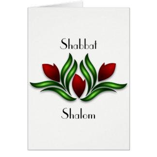 Rest and Rejoice Sabbath Card