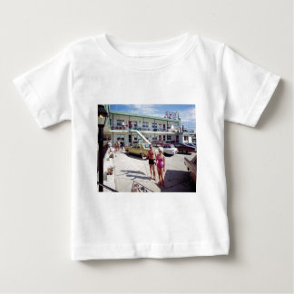 Rest Cove Motel in the 1960's Baby T-Shirt