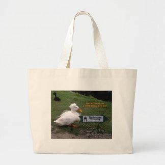 Rest Room Duck Bags