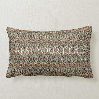 Rest Your Head Lumbar Cushion
