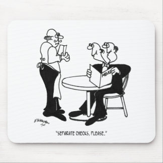 Restaurant Cartoon 4334 Mouse Pad