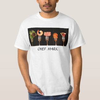 Restaurant Chef Shirt