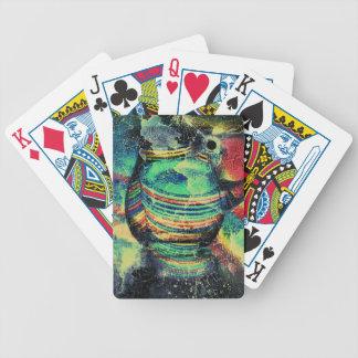 Restaurant Grunge Deck Of Cards