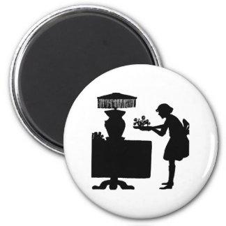 Restaurant Supplies  Great designs 6 Cm Round Magnet