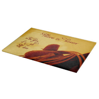 Rested Western Saddle Cutting Board Inspirational