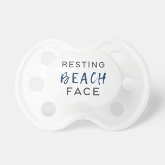 Resting Beach Face Dummy
