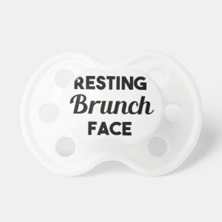 Resting Brunch Face Dummy
