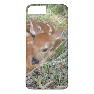 resting fawn iPhone 7 plus case