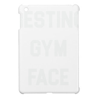 Resting Gym Face Cover For The iPad Mini