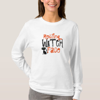 Resting Witch Face Long Sleeve T-Shirt