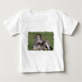 Resting Zebra Baby T-Shirt