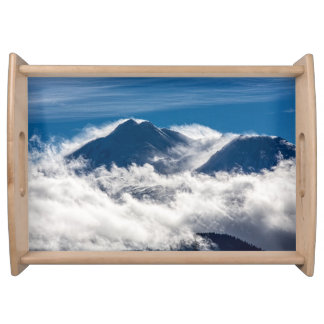 RESTLESS MOUNTIAN SERVING TRAYS
