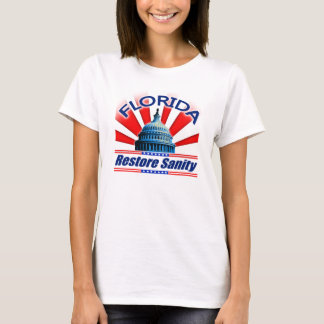Restore Sanity - Florida T-Shirt