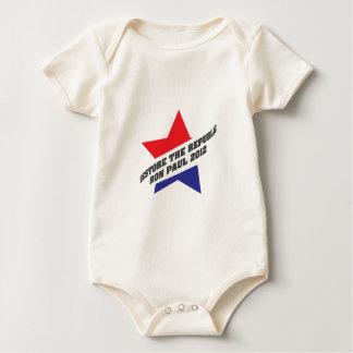 RESTORE-THE-REPUBLIC BABY BODYSUIT