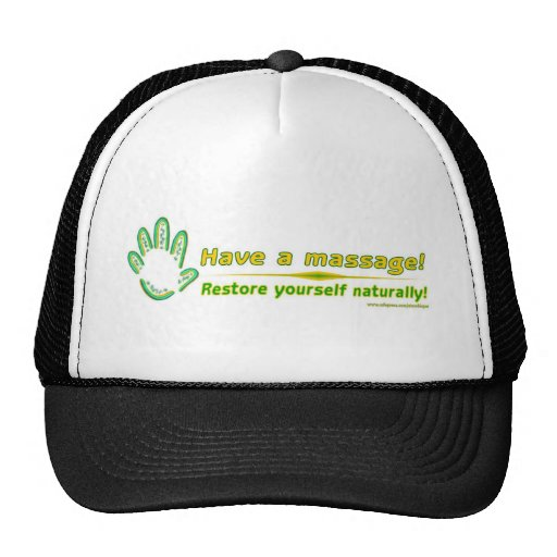 Restore Yourself Naturally Hats