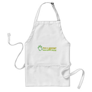 Restore Yourself Naturally Standard Apron