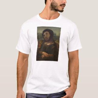 restored Mona Lisa T-Shirt