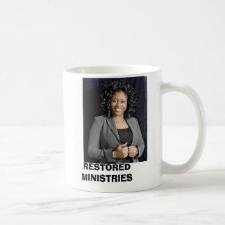 RESTOREDMINISTRIES, KINGDOM AUTHORITY, www.DEBO... Coffee Mug