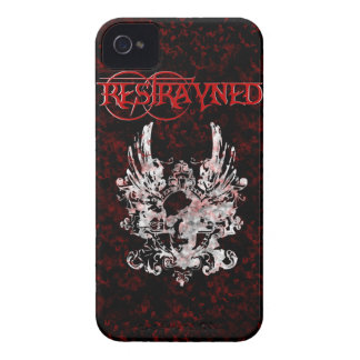 "Restrayned Logo ""Barely There Case for iPhone 4/4s"