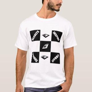 RESULTS INSPIRE SERIOUS EFFORT Basic T-Shirt