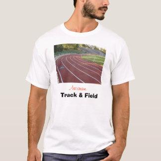 resurfacedtrack1, Arcanum, Track & Field T-Shirt