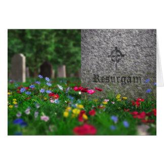 Resurgam Card