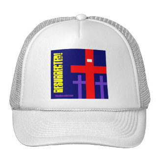 """Resurrected!"" Hats"