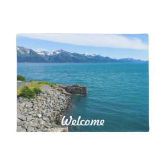 Resurrection Bay Doormat