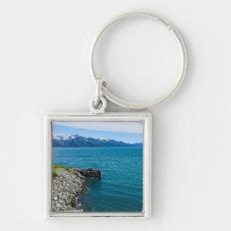 Resurrection Bay Key Ring