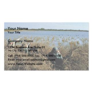 Resurrection Bay Scene Business Card