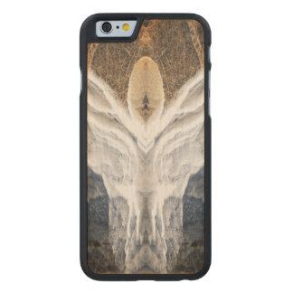 Resurrection Carved® Maple iPhone 6 Slim Case