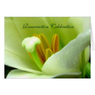 Resurrection Celebration Greeting Card