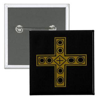 Resurrection Cross Buttons