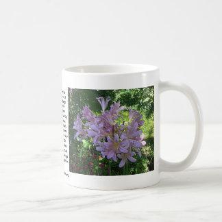 Resurrection Lilies Mug