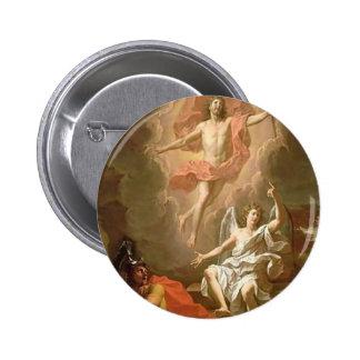 Resurrection Of Christ Button