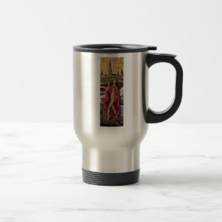Resurrection Of Christ  By Isenmann Caspar Coffee Mug