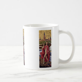Resurrection Of Christ  By Isenmann Caspar Coffee Mugs
