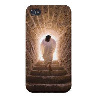 Resurrection of Jesus Christ iPhone case iPhone 4 Cases